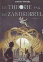 DUISTERE STEDEN 14. DE THEORIE VAN DE ZANDKORREL (02) DUISTERE STEDEN, Schuiten, François, Paperback