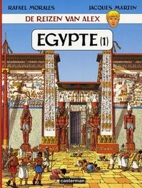 ALEX, DE REIZEN VAN 05. EGYPTE 01 ALEX, DE REIZEN VAN, Martin, Jacques, Paperback
