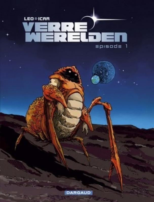 VERRE WERELDEN 01. ALTAIR 1/5 Verre werelden, LEO, ICAR, Paperback