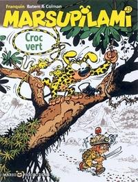 23. een groene val MARSUPILAMI, Franquin, André, Paperback