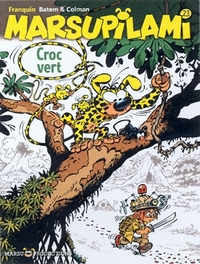 MARSUPILAMI 23. EEN GROENE VAL MARSUPILAMI, BATEM, Paperback