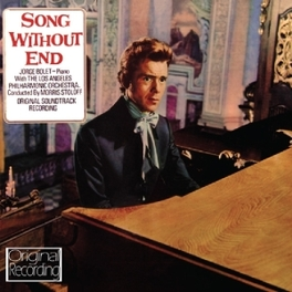 SONG WITHOUT END OST, CD