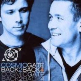 BACK 2 BACK 4 Audio CD, COSMIC GATE, CD