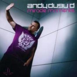 MIRACLE MOMENTS ANDY DUGUID, CD