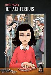 Het achterhuis Anne Frank, Paperback