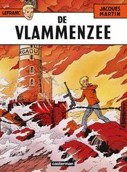 LEFRANC 02. DE VLAMMENZEE