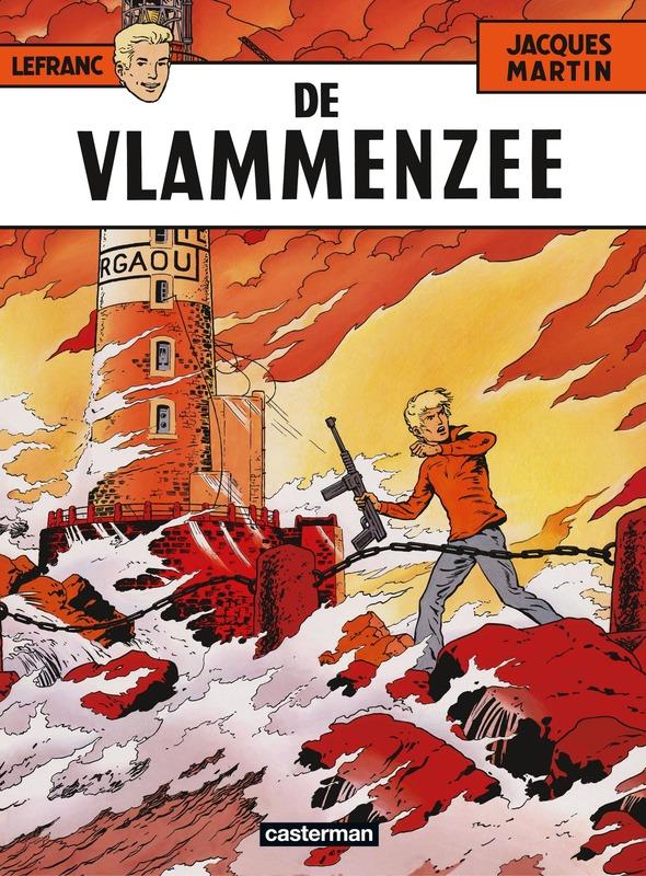 LEFRANC 02. DE VLAMMENZEE LEFRANC, MARTIN, JACQUES, Paperback