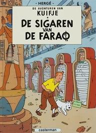 KUIFJE 04. DE SIGAREN VAN DE FARAO KUIFJE, Hergé, Paperback