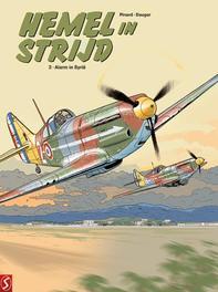 Hemel in strijd: 3: Alarm in Syrië Hemel in Strijd, Pinard, Philippe, Hardcover
