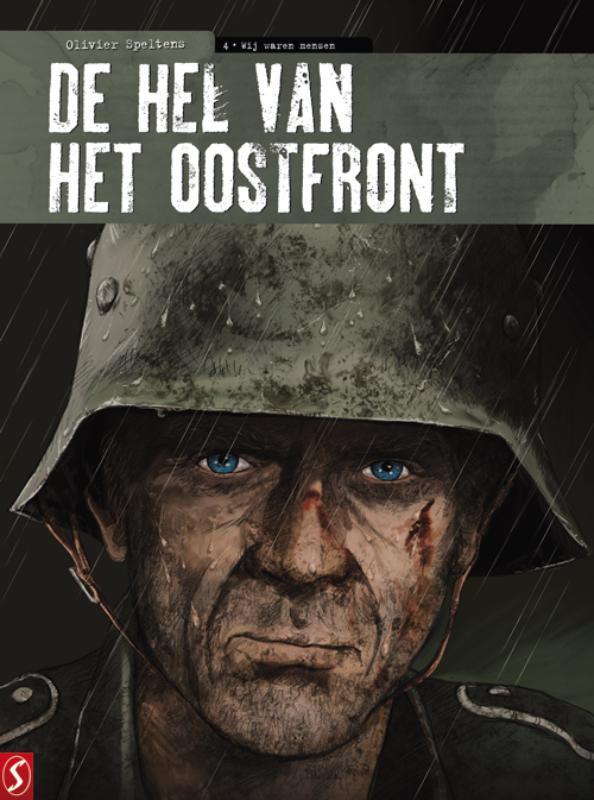 De hel van het Oostfront: 4: Wij waren mensen De hel van het oostfront, Olivier Speltens, Hardcover