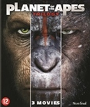 Planet of the apes 1-3 ,...