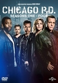 CHICAGO P.D. - SEASON 1-4