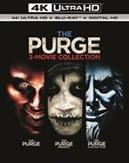Purge 1-3 , (Blu-Ray 4K...