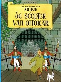 KUIFJE 08. DE SCEPTER VAN OTTOKAR KUIFJE, Hergé, Paperback
