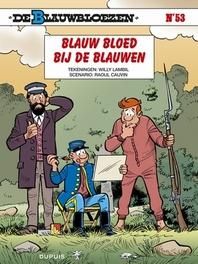BLAUWBLOEZEN 53. BLAUW BLOED BIJ DE BLAUWEN BLAUWBLOEZEN, LAMBIL, CAUVIN, Paperback