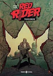 Teufelsberg RED RIDER, Stedho, Paperback