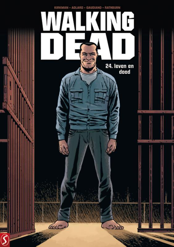 Leven en dood Walking Dead, Rathburn, Cliff, Hardcover