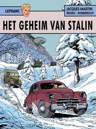 LEFRANC 24. HET GEHEIM VAN STALIN LEFRANC, Robberecht, Thierry, Paperback