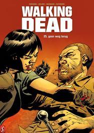 Geen weg terug Walking Dead, Kirkman, Robert, Hardcover