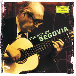 ART OF SEGOVIA WORKS BY TARREGA/TORROBA/DOWLAND/SOR/FALLA/PONCE/TURINA Audio CD, ANDRES SEGOVIA, CD