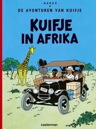 KUIFJE 02. KUIFJE IN AFRIKA KUIFJE, Hergé, Paperback
