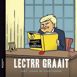 Lectrr graait het jaar in cartoons, Lectrr, Paperback