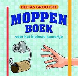 Deltas grootste moppenboek voor het kleinste kamertje Paperback