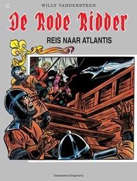 Reizen naar Atlantis De Rode Ridder, Vandersteen, Willy, Paperback