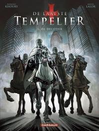 LAATSTE TEMPELIER 01. DE DECODER 1/4 LAATSTE TEMPELIER, MIGUEL, MIGUEL, Paperback