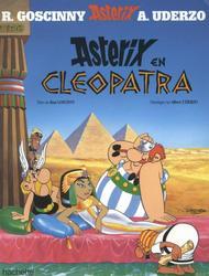 ASTERIX 6.  ASTERIX  EN CLEOPATRA