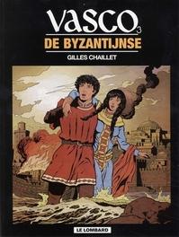 VASCO 03. DE BYZANTIJNSE VASCO, Chaillet, Gilles, Paperback