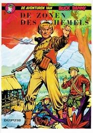 BUCK DANNY 003. DE ZONEN DES HEMELS BUCK DANNY, HUBINON, VICTOR, CHARLIER, JEAN-MICHEL, Paperback