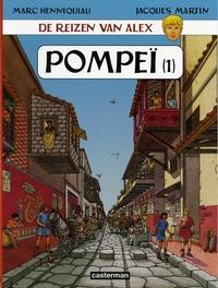 ALEX, DE REIZEN VAN 08. POMPEI ALEX, DE REIZEN VAN, Martin, Jacques, Paperback
