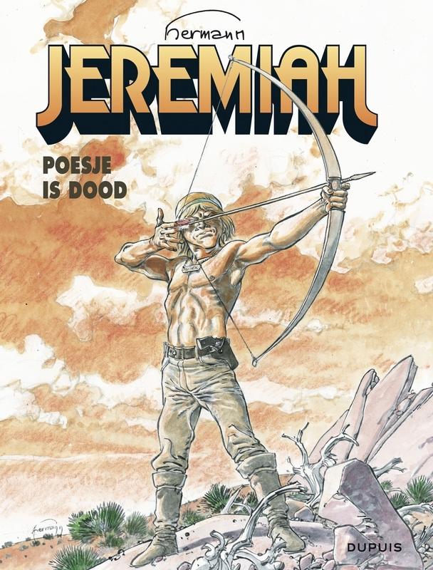 JEREMIAH 29. POESJE IS DOOD JEREMIAH, Hermann, Paperback