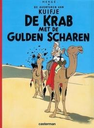 KUIFJE 09. DE KRAB MET DE GULDEN SCHAREN KUIFJE, HERGE, Paperback