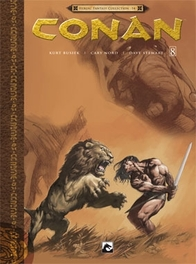 CONAN HC08. DE TOREN VAN DE OLIFANT 2/3 CONAN, Kurt Busiek, Hardcover