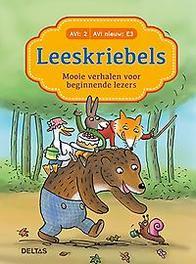 9789044750096 - Mooie verhalen voor beginnende lezers - Leeskriebels (AVI: 2 - nieuw: E3). Hardcover - Boek