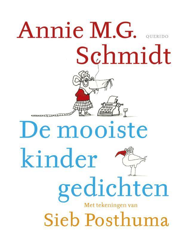 De mooiste kindergedichten Annie M.G. Schmidt, Hardcover