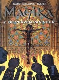 MAGIKA 02. DE VERZEN VAN VUUR MAGIKA, Fabrice, Angleraud, Paperback
