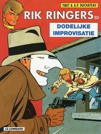 RIK RINGERS 53. DODELIJKE IMPROVISATIE RIK RINGERS, TIBET, Paperback