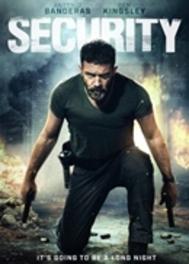 Security, (DVD) CAST: ANTONIO BANDERAS, BEN KINGSLEY DVDNL