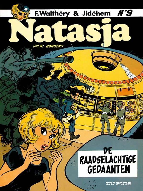 NATASJA 09. DE RAADSELACHTIGE GEDAANTEN NATASJA, WALTHERY, FRANCOIS, GOOSSENS R, Paperback