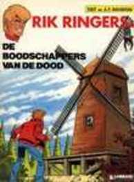 RIK RINGERS 43. BOODSCHAPPERS VAN DE DOOD RIK RINGERS, TIBET, Paperback