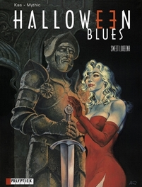 HALLOWEEN BLUES 06. SWEET LOREENA HALLOWEEN BLUES, KAS, MYTHIC, Paperback
