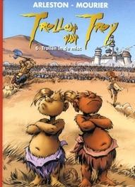 TROLLEN VAN TROY 06. TROLLEN IN DE MIST TROLLEN VAN TROY, MOURIER, JEAN-LOUIS, PELINQ, CHRISTOPHE, Paperback
