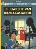 KUIFJE FACSIMILE KLEUR HC21. DE JUWELEN VAN BIANCA CASTAFIORE