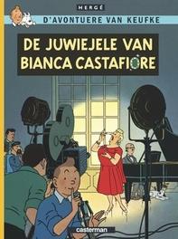 KUIFJE FACSIMILE KLEUR HC21. DE JUWELEN VAN BIANCA CASTAFIORE KUIFJE FACSIMILE KLEUR, Hergé, Hardcover