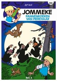 JOMMEKE 266. (GLOW IN THE DARK) PANNEKOEKEN VAN PIEREHAAR JOMMEKE, NYS, JEF, Paperback