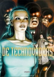 TECHNOVADERS 07. HET PERFECTE SPEL TECHNOVADERS, Jodorowsky, Alexandro, Paperback