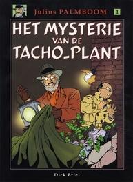 JULIUS PALMBOOM 01. HET MYSTERIE VAN DE TACHO-PLANT JULIUS PALMBOOM, Briel, Dick, Paperback